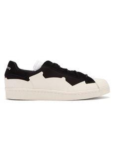 Y-3 Super Takusan low-top canvas and rubber trainers
