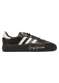 Y-3 Tangustsu Football leather trainers
