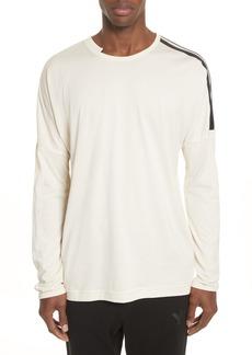 Y-3 x adidas Long Sleeve Crewneck T-Shirt