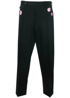 Y-3 x James Harden cropped high waisted trousers