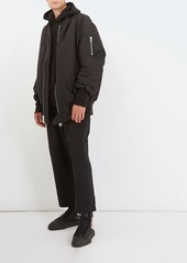d94639a2c ... Y-3 X James Harden reversible bomber jacket ...