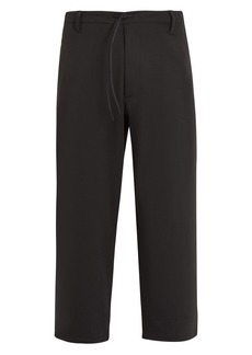 Y-3 X James Harden wide-leg drawstring trousers