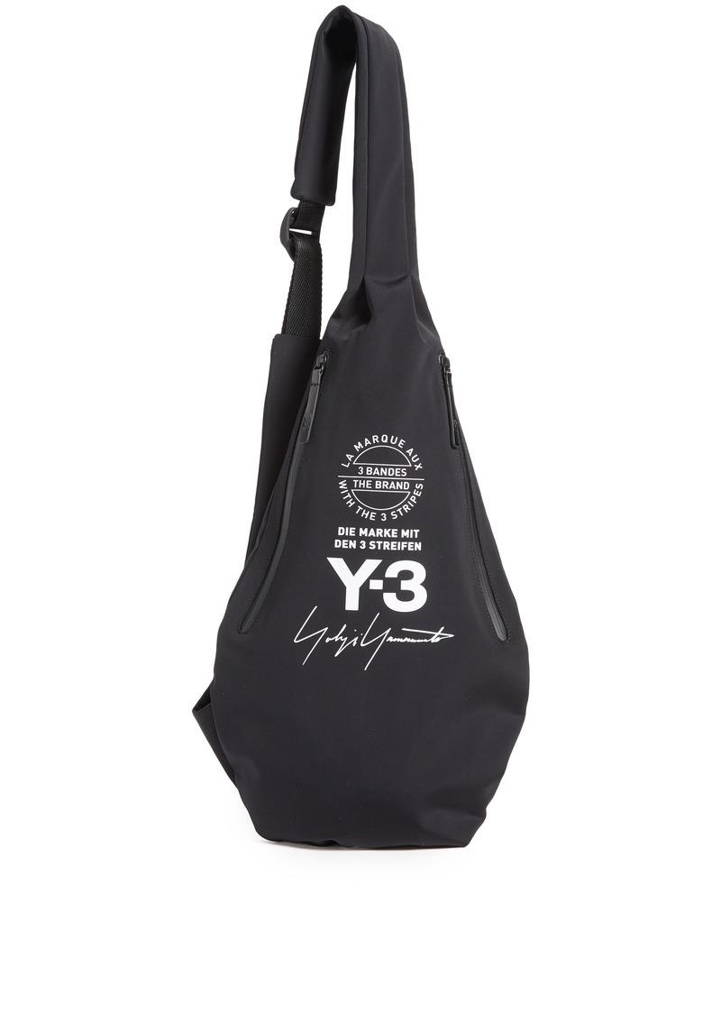9594e1dc42c9 Y-3 Y-3 Y-3 Yohji Messenger Bag