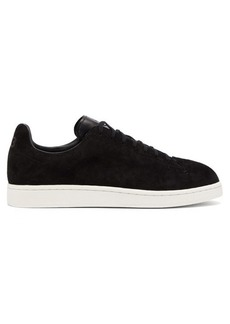 Y-3 Yohji Court low-top suede trainers