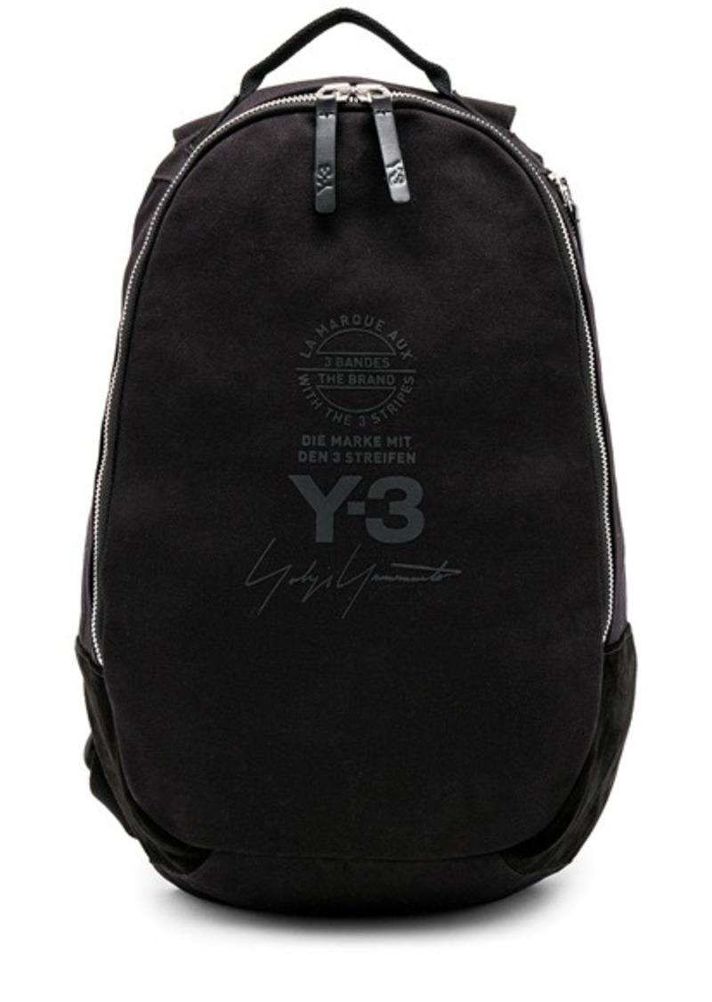 5b365c5fdb45 Y-3 Y-3 Yohji Yamamoto Backpack