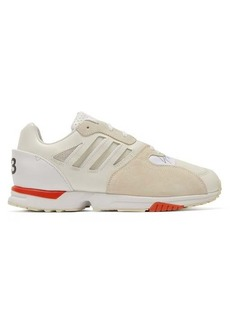 Y-3 ZX Run suede trainers