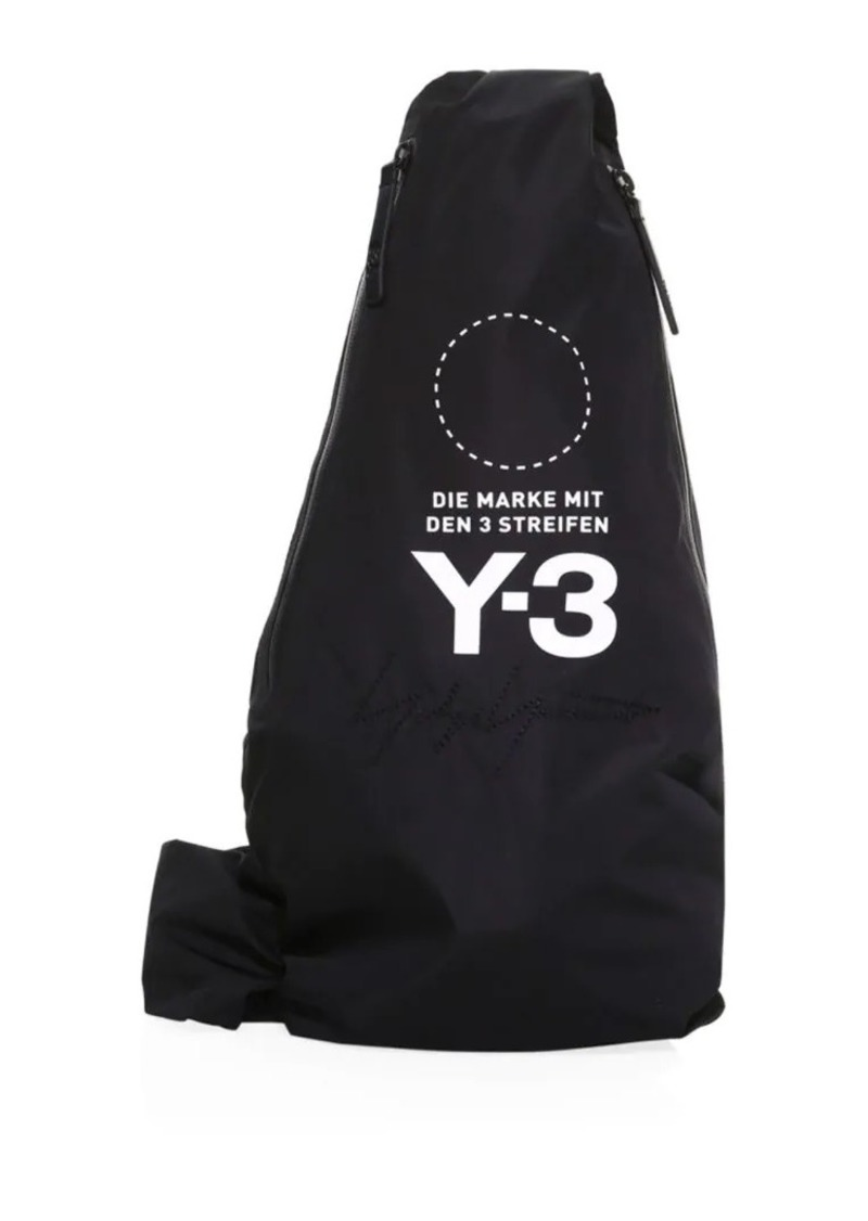 Y-3 Yohji Messenger Bag  44a3debce9074