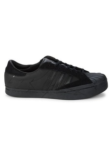 Y-3 YOHJI STAR Leather Sneakers
