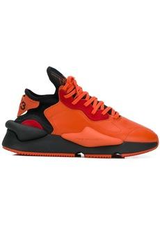 Y-3 Yohji Yamamoto appliqué detail sneakers