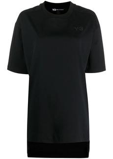 Y-3 Yohji Yamamoto chest logo T-shirt