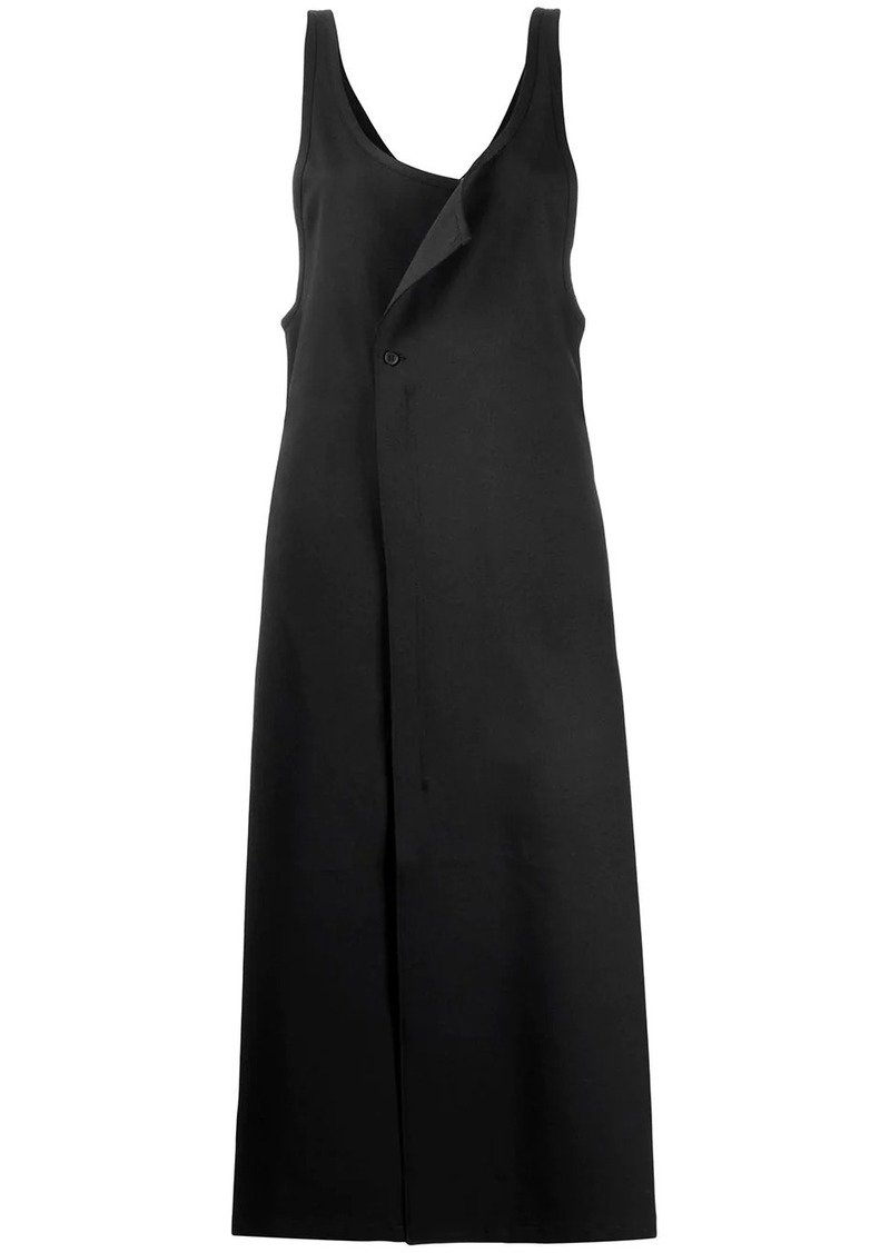 Y-3 Yohji Yamamoto Craft 3 stripes dress