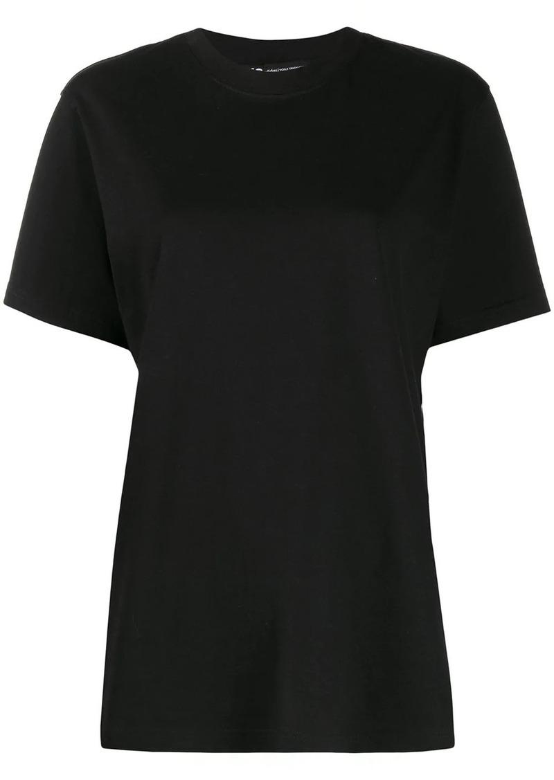 Y-3 Yohji Yamamoto Craft graphic-print T-shirt