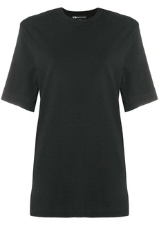Y-3 Yohji Yamamoto crew neck T-shirt