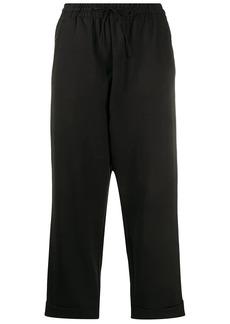 Y-3 Yohji Yamamoto drawstring trousers