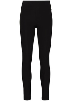 Y-3 Yohji Yamamoto high-waist fitted leggings