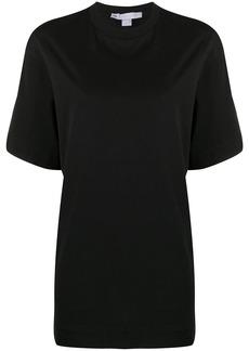 Y-3 Yohji Yamamoto logo-print cotton T-shirt