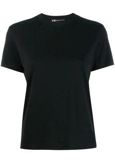 Y-3 Yohji Yamamoto logo print T-shirt
