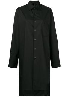 Y-3 Yohji Yamamoto longline shirt