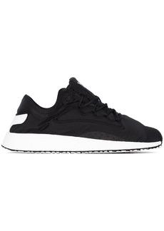 Y-3 Yohji Yamamoto low top leather sneakers