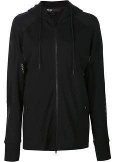 Y-3 Yohji Yamamoto 'Lux Track' hoodie