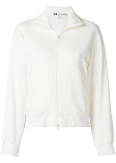 Y-3 Yohji Yamamoto open-back zipped jacket