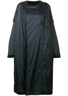 Y-3 Yohji Yamamoto oversized 'sleeping-bag' coat