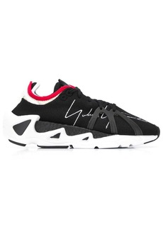 Y-3 Yohji Yamamoto panelled sneakers
