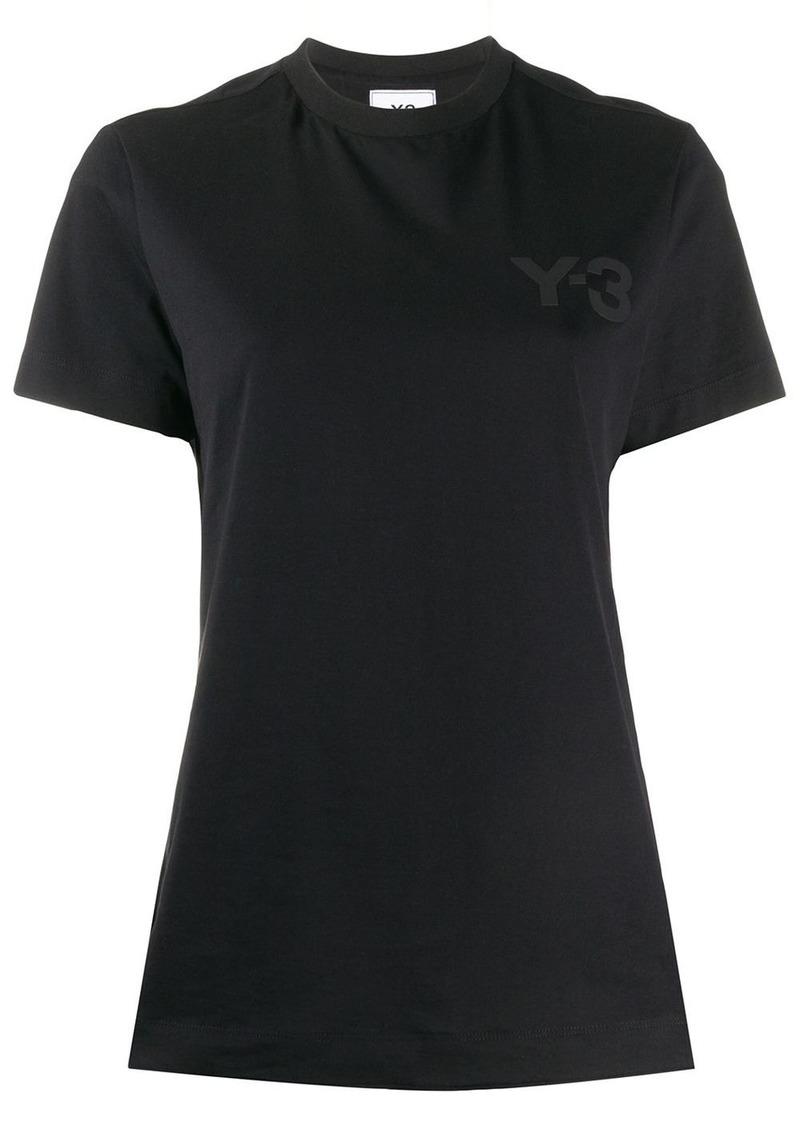 Y-3 Yohji Yamamoto plain crew neck T-shirt