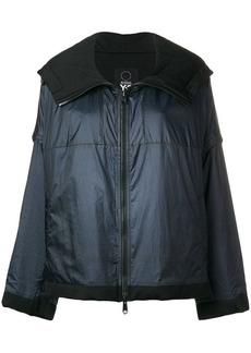 Y-3 Yohji Yamamoto Y-3 Adidas X Yohji Yamamoto reversible hooded jacket
