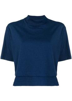 Y-3 Yohji Yamamoto round neck T-shirt