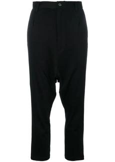 Y-3 Yohji Yamamoto Sarouel straight-leg trousers