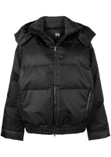 Y-3 Yohji Yamamoto short padded jacket