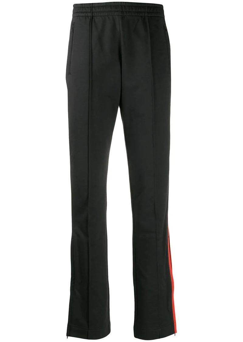Y-3 Yohji Yamamoto side stripe track pants