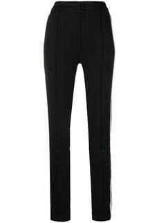 Y-3 Yohji Yamamoto side stripe trousers