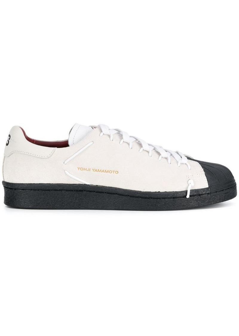 90a5949ae4ea1 Y-3 Yohji Yamamoto Super Knot low-top sneakers