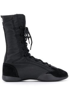 Y-3 Yohji Yamamoto taekwondo high boots