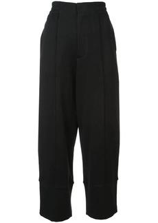 Y-3 Yohji Yamamoto Tech wide-leg trousers