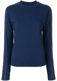 Y-3 Yohji Yamamoto three stripe sweatshirt