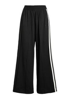 Y-3 Yohji Yamamoto Track Pants with Cotton