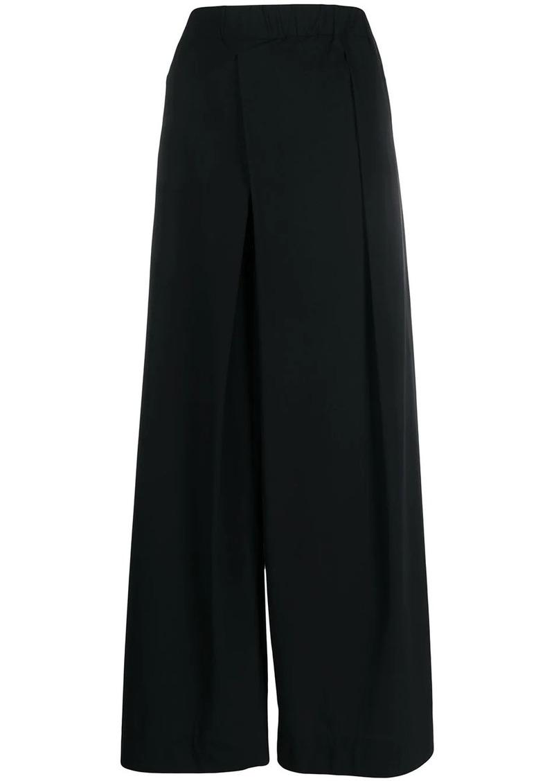 Y-3 Yohji Yamamoto Travel wide-leg trousers