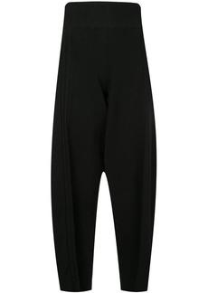 Y-3 Yohji Yamamoto wide leg knit culottes