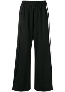 Y-3 Yohji Yamamoto wide-leg track pants