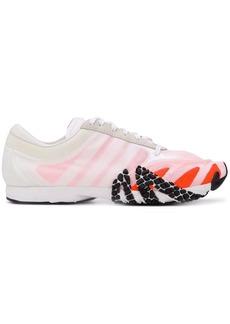 Y-3 Yohji Yamamoto Y-3 Adizero Wrap mesh style sneakers