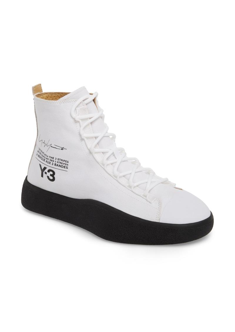 c6fcc3657 Y-3 Yohji Yamamoto Y-3 Bashyo High Top Sneaker (Women)
