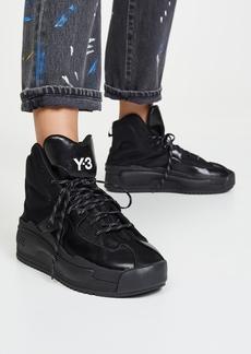 Y-3 Yohji Yamamoto Y-3 Hokori Sneakers