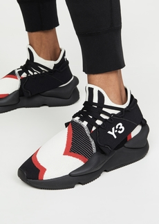 Y-3 Yohji Yamamoto Y-3 Kaiwa Knit Sneakers