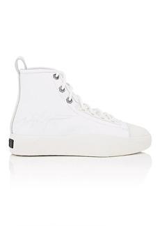 Y-3 Yohji Yamamoto Y-3 Women's Bashyo II Leather Sneakers