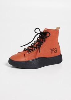 Y-3 Yohji Yamamoto Y-3 Y-3 Bashyo Ii Sneakers