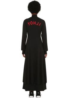 Y-3 Yohji Yamamoto Yohji Letters Techno Track Top Dress
