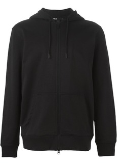 Y-3 zipped hoodie